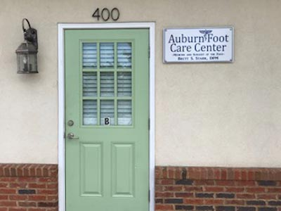 best podiatrist in auburn alabama