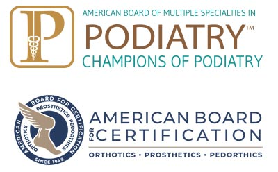 board-certified podiatrist auburn al