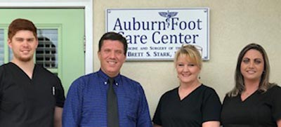 best podiatrist in auburn al