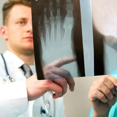 foot and  surgery