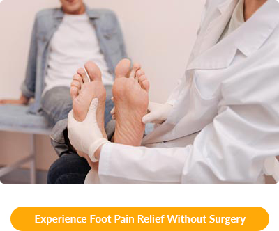 foot pain relief in auburn al