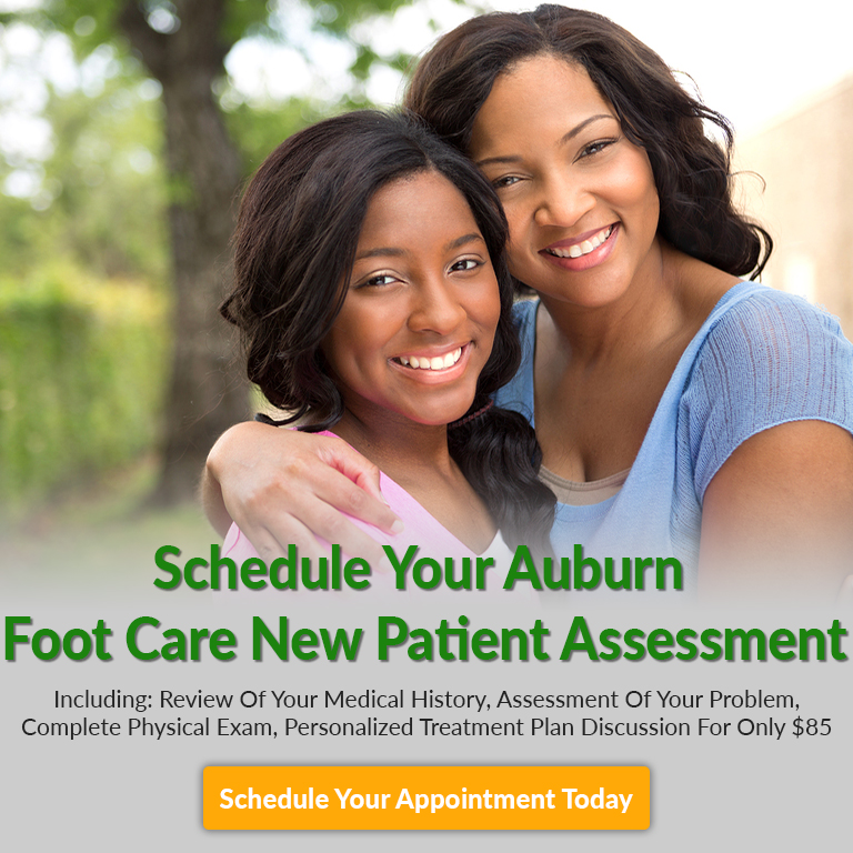 sports podiatrist in auburn al